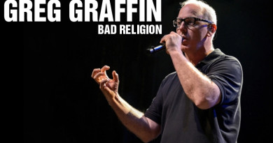 greg graffin bad religion